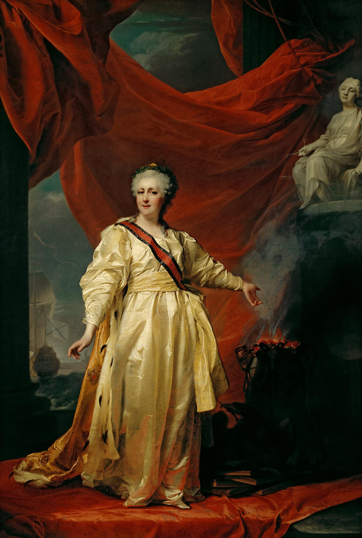 1 Екатерина II (картина Левицкого Д.Г.).jpg